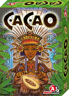 Cacao-Verpackung