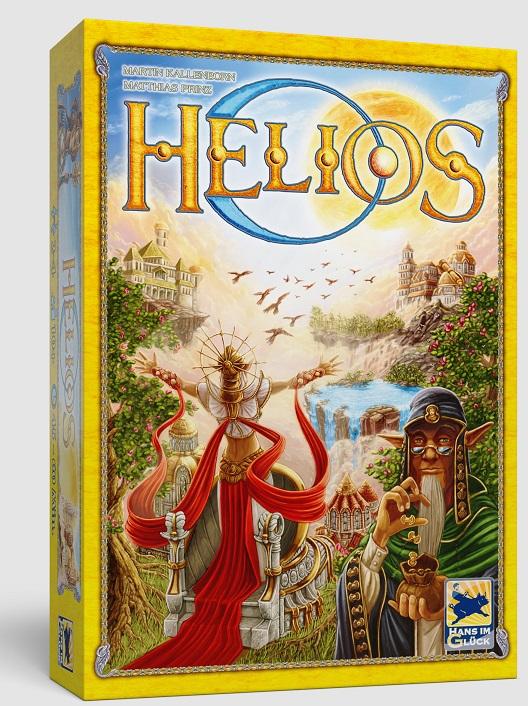 Helios Packshot