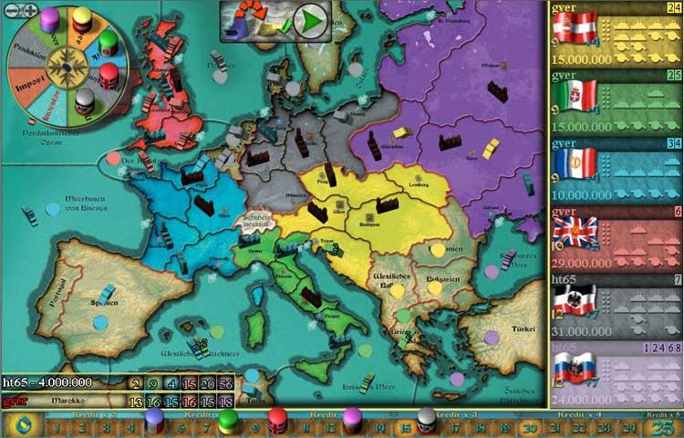 Imperial - Interface Guide * BrettspielWelt - Online Portal für ...
